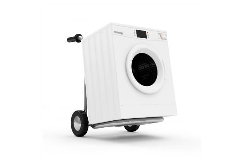Comment déménager une laveuse ?