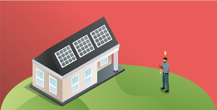 Comment refaire sa toiture gratuitement panneau solaire ?